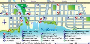 port-credit-parking-map